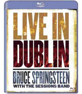 Live In Dublin-1 BLU-RAY