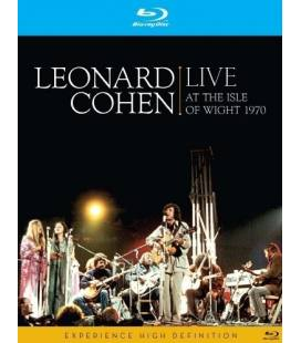 Leonard Cohen Live At He Isle Of Wight-1 BLU-RAY