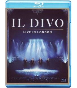Live In London (Blu Ray)