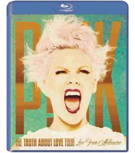 The Truth About Love Tour: Live From Melbourne. BLU-RAY