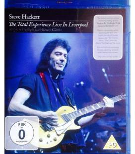The Total Experience Live In Liverpool-1 BLU-RAY