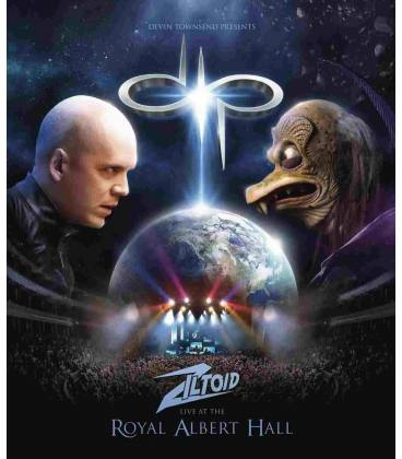 Devin Townsend Presents: Ziltoid Live At The Royal Albert Hall-1 BLU-RAY