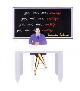 Yo, Mi, Me, Contigo-1 CD