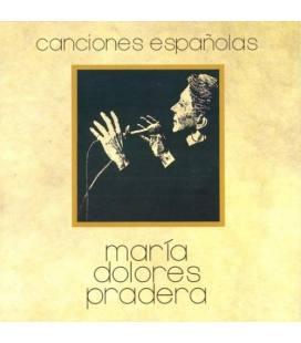 Canciones Españolas-1 CD