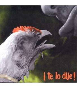 Te Lo Dije-1 CD