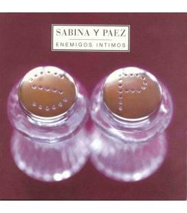 Enemigos Intimos (Joaquin Sabina Y Paez, S.L.)-1 CD