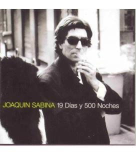 19 Dias Y 500 Noches-1 CD