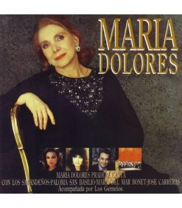 Maria Dolores-1 CD