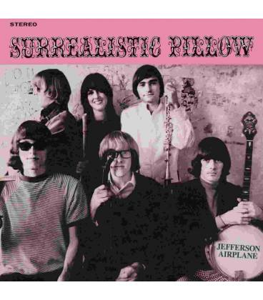 Surrealistic Pillow-1 CD
