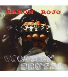 Volumen Brutal (Español + Ingles)-1 CD