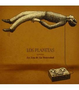 Los Planetas Contra La Ley De La Gravedad-1 CD