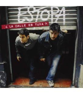 ¿La Calle Es Tuya?(Cristal)-1 CD