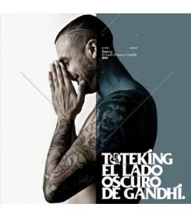 El Lado Oscuro De Gandhi (Cristal)-1 CD