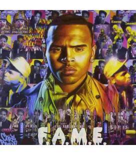 F.A.M.E.-1 CD