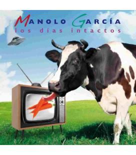 Los Dias Intactos (Cristal)-1 CD