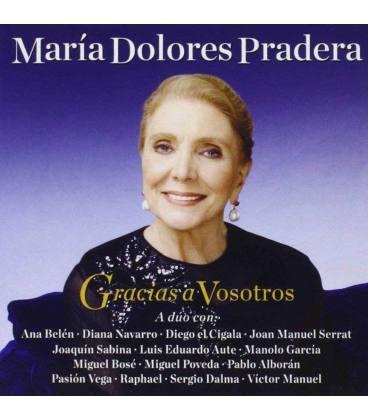 Gracias A Vosotros (Jewelcase)-1 CD