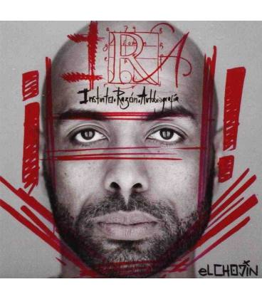 I.R.A. (Instinto, Razon, Autobiografia)-1 CD