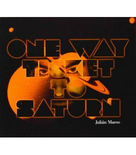 One Way Ticket To Saturn-1 CD