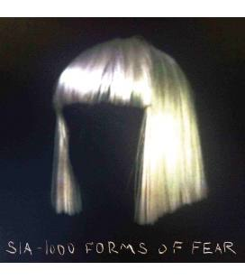 1000 Forms Of Fear. Version W/Booklet-1 CD