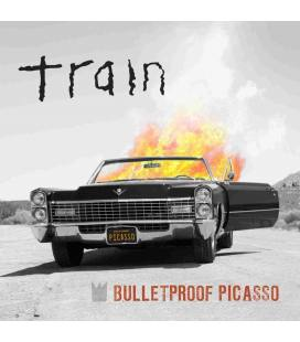 Bulletproof Picasso-1 CD