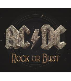 Rock Or Bust. (With Lenticular Cover)-1 CD