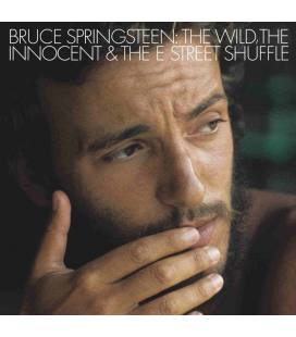 The Wild, The Innocent And The E Street Shuffle. 2015 Revised Art & Master / (Returnable)-1 CD