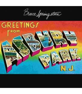 Greetings From Asbury Park, N.J. 2015 Revised Art & Master-1 CD