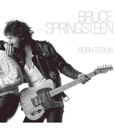 Born To Run. 2015 Revised Art & Master-1 CD