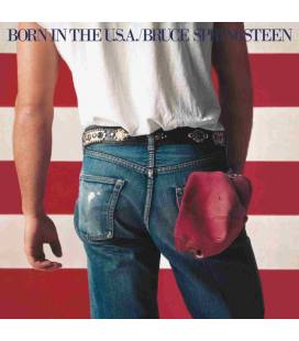 Born In The U.S.A. 2015 Revised Art & Master-1 CD