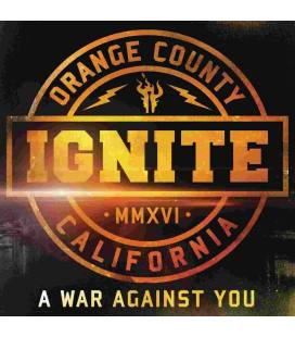 A War Against You-1 CD