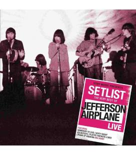 Setlist: The Very Best Of Jefferson Airplane Live-1 CD