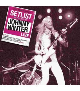 Setlist: The Very Best Of Johnny Winter Live-1 CD