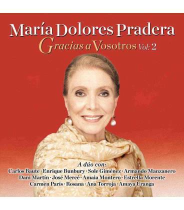 Gracias A Vosotros Vol. 2 (Jewelcase)-1 CD