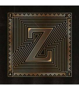 Zoax. Ltd. Edition CD Digipak