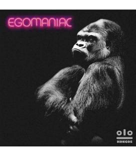 Egomaniac-1 CD
