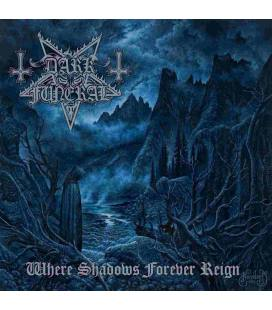 Where Shadows Forever Reign. Standard CD Jewelcase