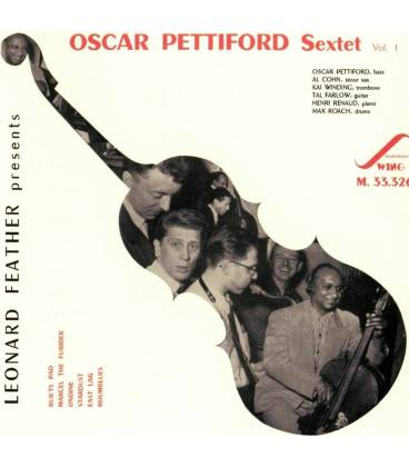 Oscar Pettiford Sextet. Jazz Connoisseur-1 CD