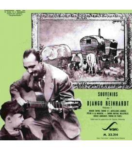 Souvenirs De Django Reinhardt. Jazz Connoisseur-1 CD