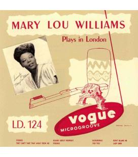 Mary Lou Williams Plays In London. Jazz Connoisseur-1 CD