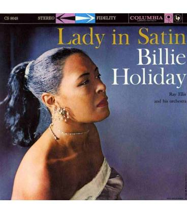 Lady In Satin. Jazz Connoisseur-1 CD