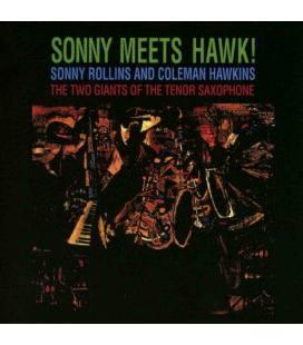 Sonny Meets Hawk. Jazz Connoisseur-1 CD
