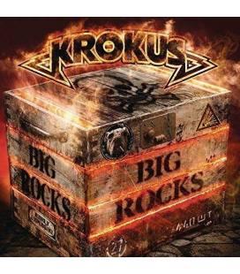 Big Rocks-1 CD