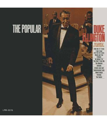The Popular Duke Ellington. Jazz Connoisseur-1 CD