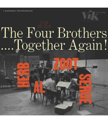 Together Again!. Jazz Connoisseur-1 CD