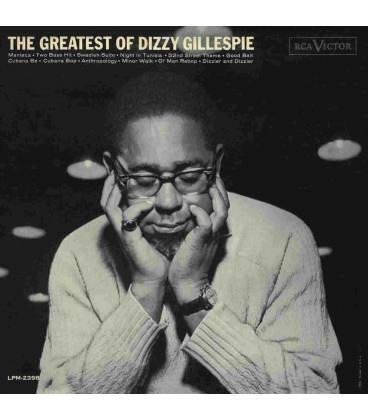 The Greatest Of Dizzy Gillespie. Jazz Connoisseur-1 CD