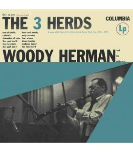 The 3 Herds. Jazz Connoisseur-1 CD