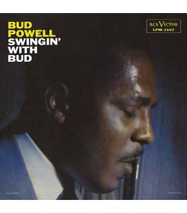 Swingin' With Bud. Jazz Connoisseur-1 CD