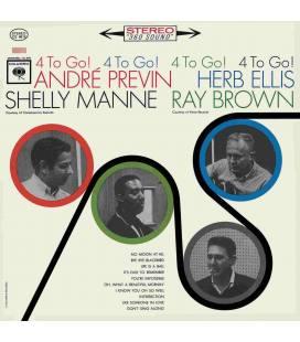 4 To Go!. Jazz Connoisseur-1 CD