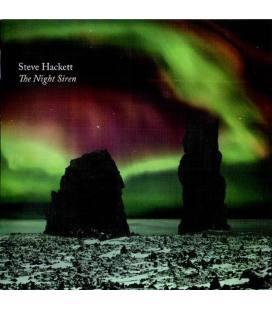 The Night Siren. Standard CD Jewelcase