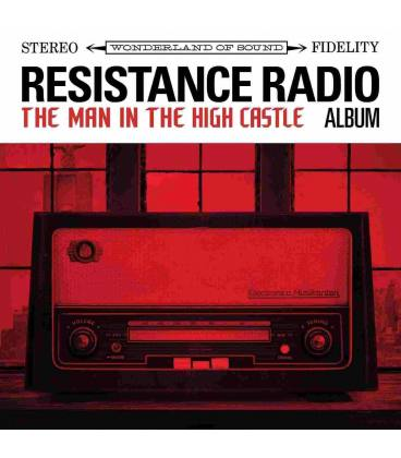 Resistance Radio: The Man In The High Castle Album-1 CD